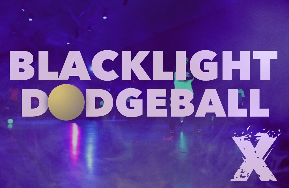 Youth: Black Light Dodgeball
