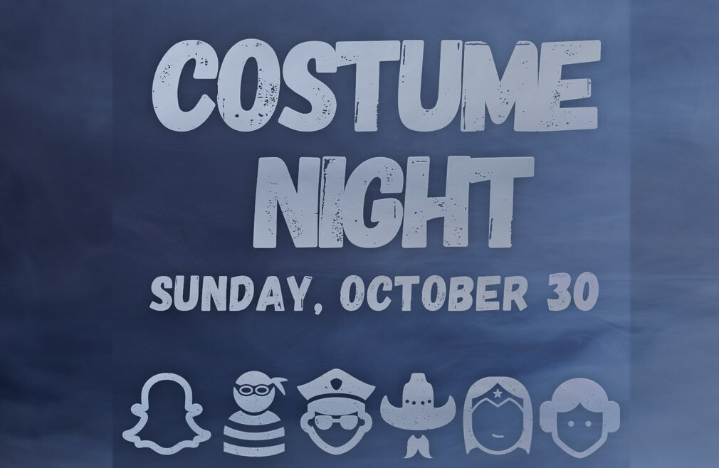 Youth: Costume Night