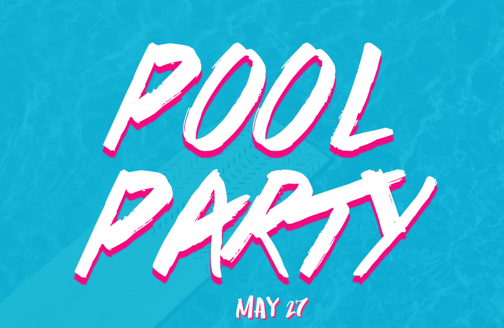 Youth: End of the Year Pool Party