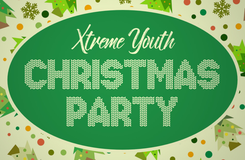 Youth: Christmas Party