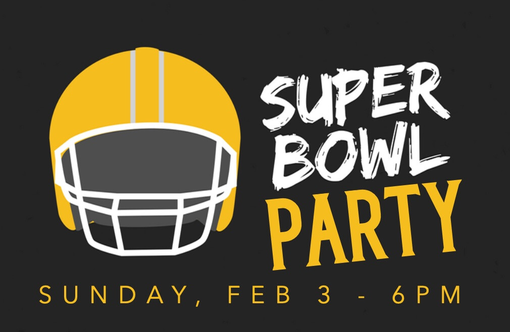 Youth: Super Bowl Party