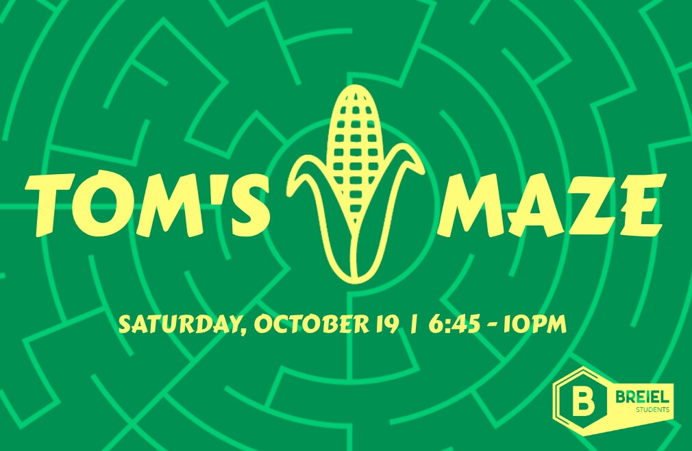 Youth- Toms Maze Outing