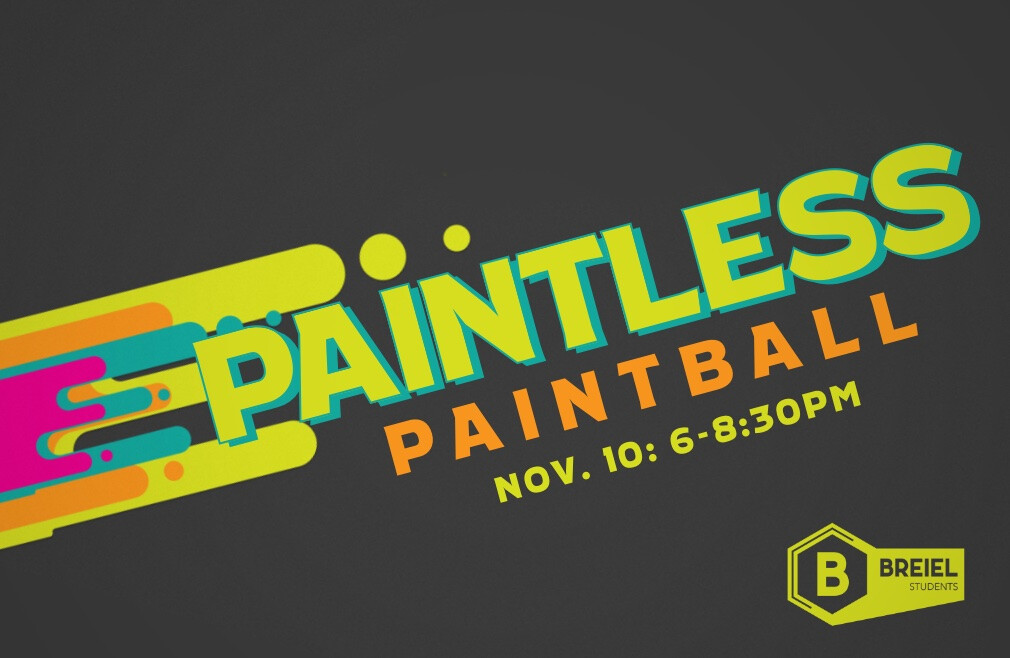 Youth- Paintless Paintball