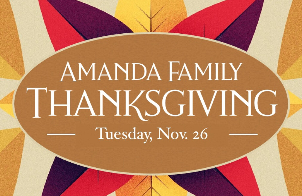 Amanda Family Thanksgiving 2019