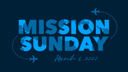 Mission Sunday: My Church Goes All In